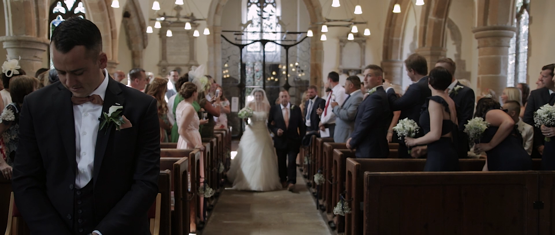 wedding video USB