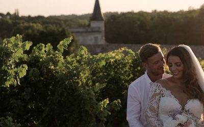 Destination Wedding – Chateau Lagorce, Bordeaux