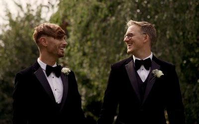 Same-sex Wedding – Marleybrook House, Kent